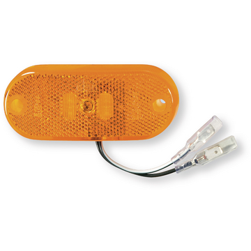 LED Side Marker Lights with Connection Cable